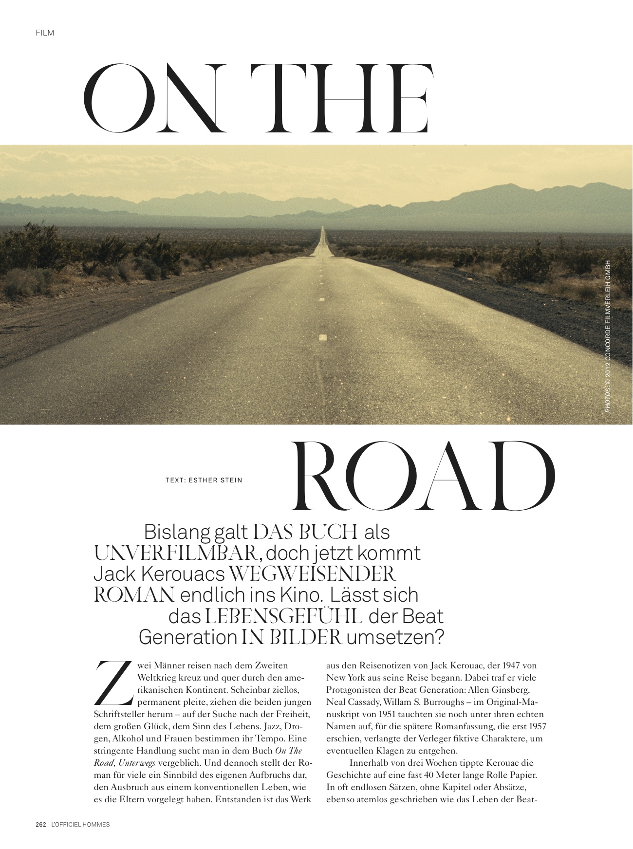 On The Road 1