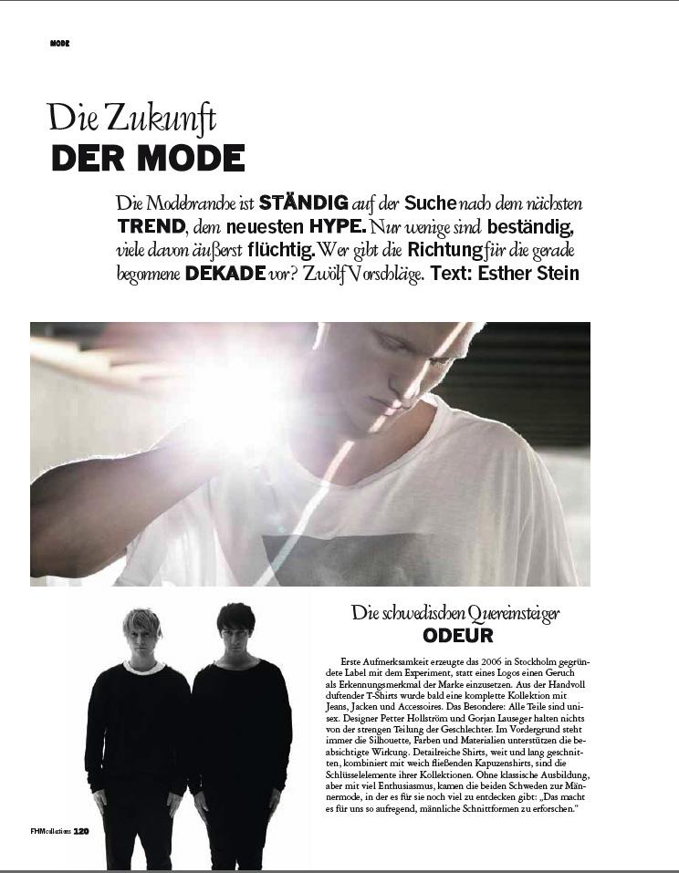 Mode der Zukunft 1