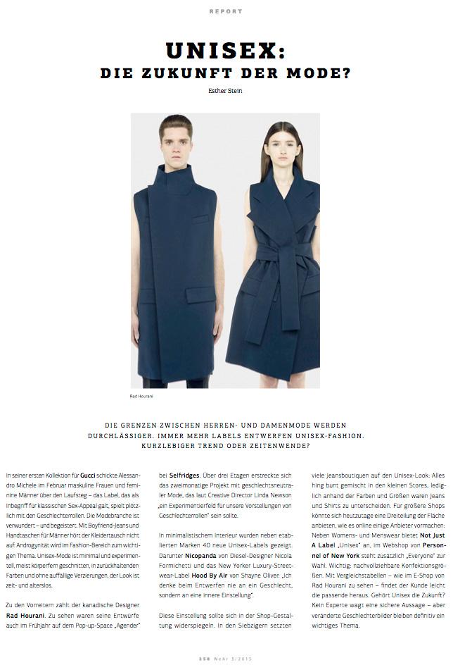 Unisex-Fashion