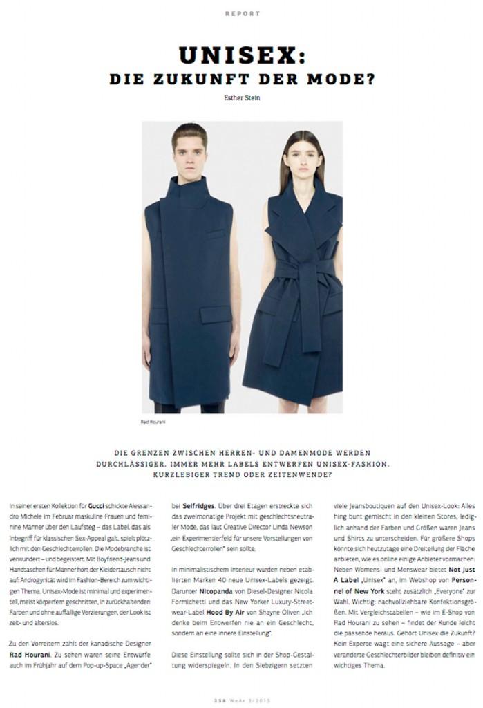 Trend Unisex-Fashion